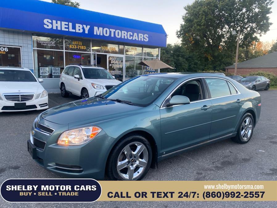 Used 2009 Chevrolet Malibu in Springfield, Massachusetts | Shelby Motor Cars. Springfield, Massachusetts