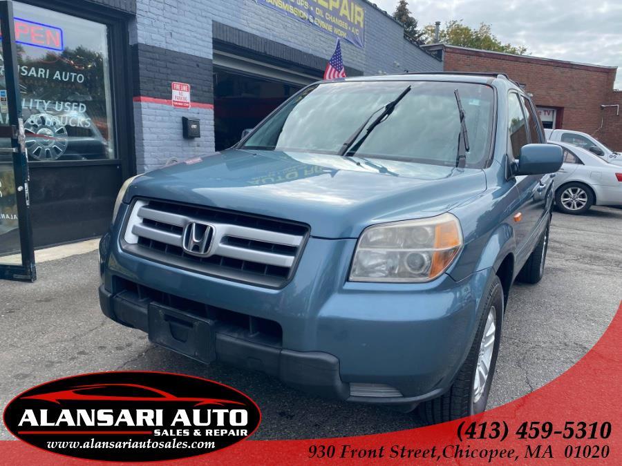 Used Honda Pilot 4WD 4dr VP 2008   AlAnsari Auto Sales & Repair . Chicopee, Massachusetts