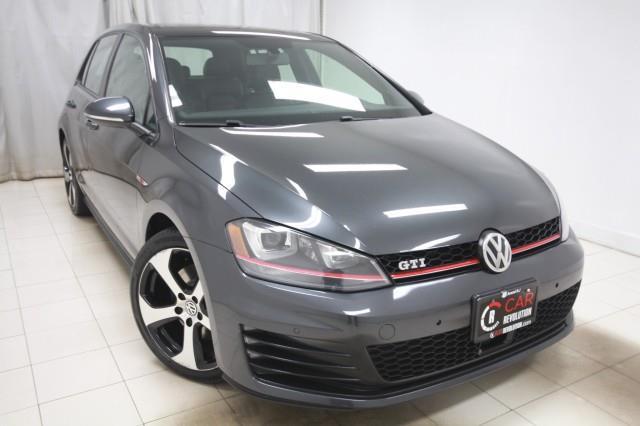Used Volkswagen Golf Gti Autobahn w/ Navi & rearCam 2015 | Car Revolution. Maple Shade, New Jersey