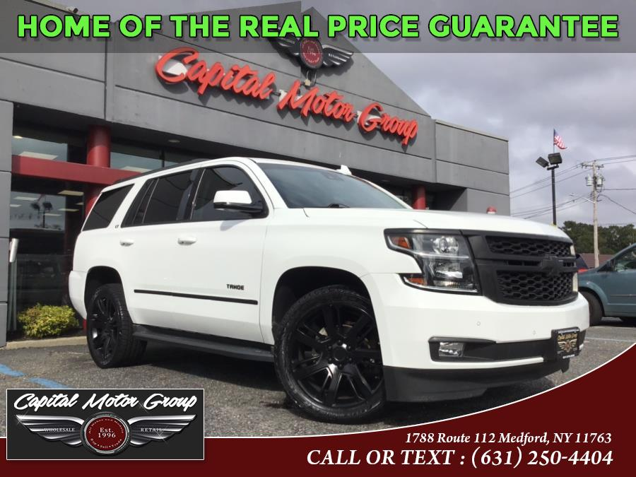 Used 2015 Chevrolet Tahoe in Medford, New York | Capital Motor Group Inc. Medford, New York