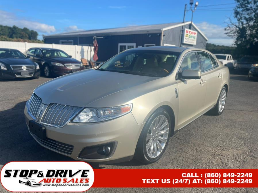Used 2011 Lincoln MKS in East Windsor, Connecticut | Stop & Drive Auto Sales. East Windsor, Connecticut
