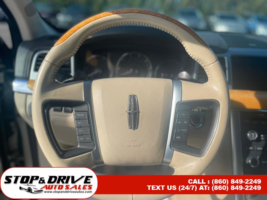 Used Lincoln MKS 4dr Sdn 3.7L AWD 2011   Stop & Drive Auto Sales. East Windsor, Connecticut
