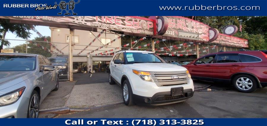 Used Ford Explorer 4WD 4dr Base 2015 | Rubber Bros Auto World. Brooklyn, New York