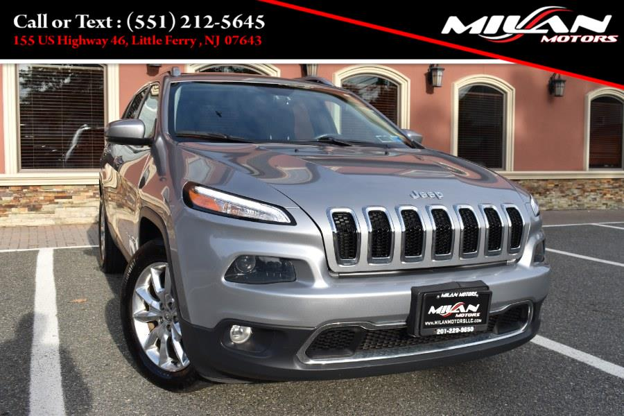 Used Jeep Cherokee 4WD 4dr Limited 2015 | Milan Motors. Little Ferry , New Jersey