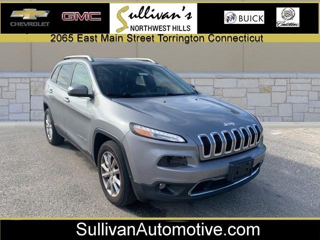 Used Jeep Cherokee Limited 2015   Sullivan Automotive Group. Avon, Connecticut