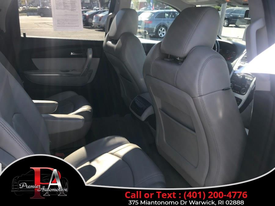 Used GMC Acadia AWD 4dr SLT2 2011 | Premier Automotive Sales. Warwick, Rhode Island