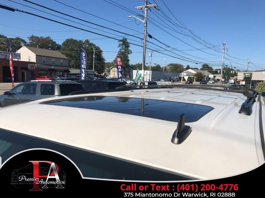 Used Chevrolet Suburban 4WD 4dr 1500 LTZ 2011 | Premier Automotive Sales. Warwick, Rhode Island