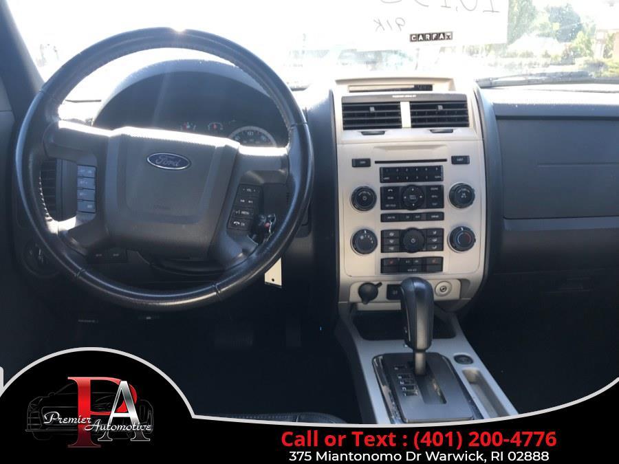 Used Ford Escape 4WD 4dr XLT 2012 | Premier Automotive Sales. Warwick, Rhode Island