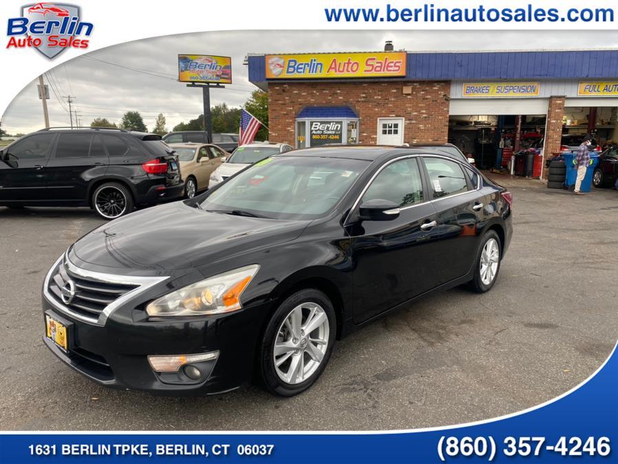 Used 2013 Nissan Altima in Berlin, Connecticut | Berlin Auto Sales LLC. Berlin, Connecticut
