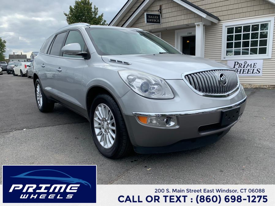 Used 2012 Buick Enclave in East Windsor, Connecticut | Prime Wheels. East Windsor, Connecticut