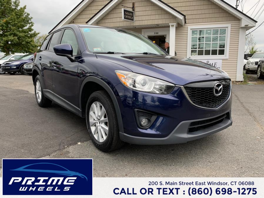 Used 2013 Mazda CX-5 in East Windsor, Connecticut | Prime Wheels. East Windsor, Connecticut