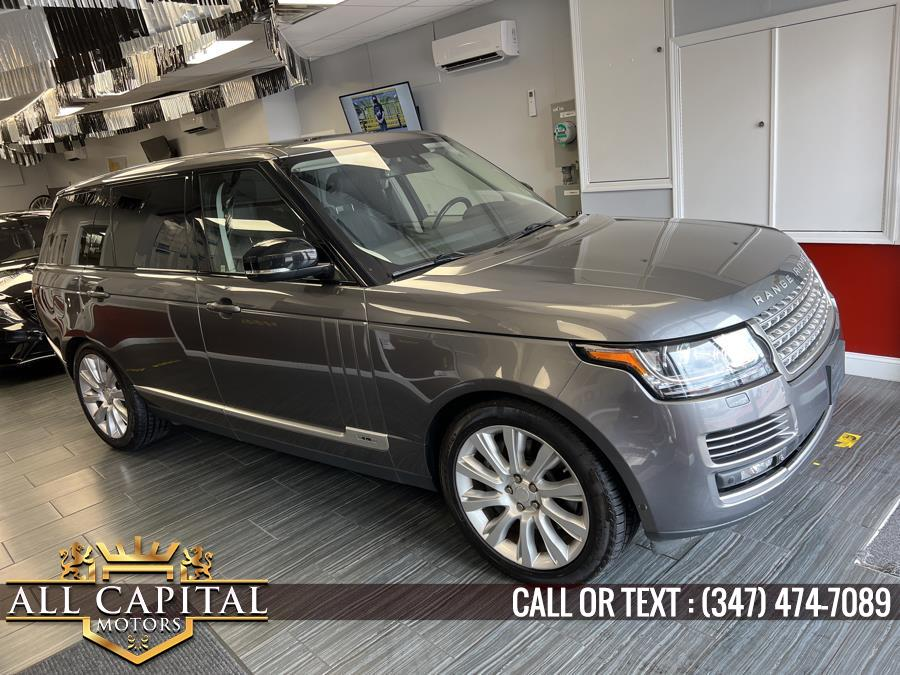 Used Land Rover Range Rover 4WD 4dr Supercharged LWB 2015 | All Capital Motors. Brooklyn, New York