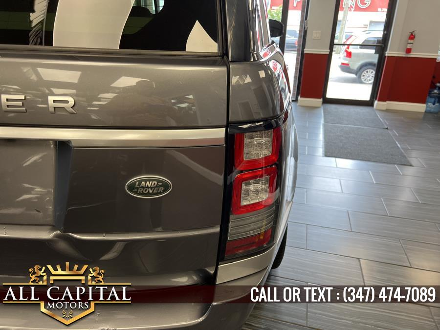 Used Land Rover Range Rover 4WD 4dr Supercharged LWB 2015   All Capital Motors. Brooklyn, New York