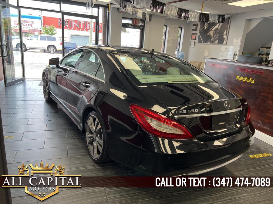 Used Mercedes-Benz CLS CLS 550 4MATIC Coupe 2017 | All Capital Motors. Brooklyn, New York