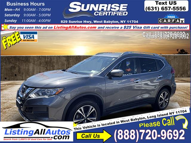Used 2019 Nissan Rogue in Patchogue, New York   www.ListingAllAutos.com. Patchogue, New York