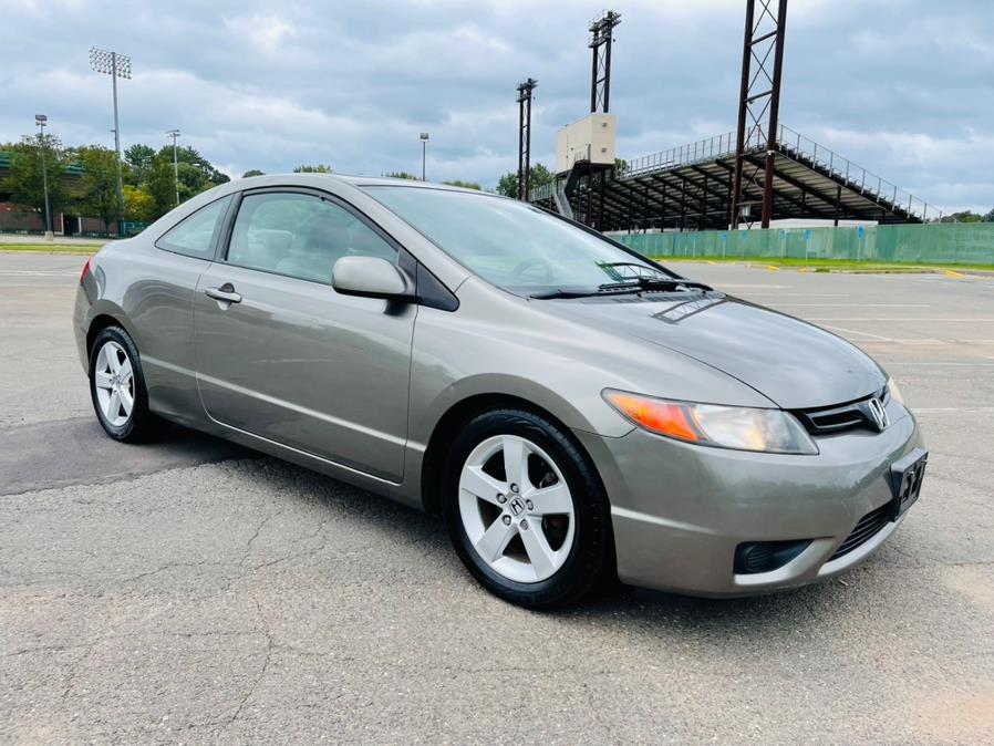 Used Honda Civic Cpe 2dr Auto EX w/Navi 2008   Supreme Automotive. New Britain, Connecticut