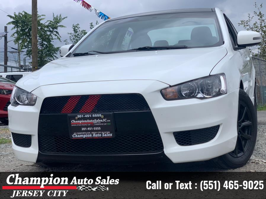 Used Mitsubishi Lancer 4dr Sdn CVT ES FWD 2015 | Champion Auto Sales of JC. Jersey City, New Jersey