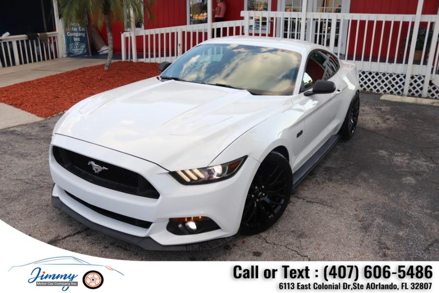 Used Ford Mustang 2dr Fastback GT 2015 | Jimmy Motor Car Company Inc. Orlando, Florida