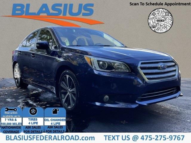 Used Subaru Legacy 3.6R 2017 | Blasius Federal Road. Brookfield, Connecticut