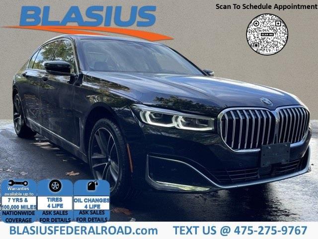 Used BMW 7 Series 750i xDrive 2020 | Blasius Federal Road. Brookfield, Connecticut