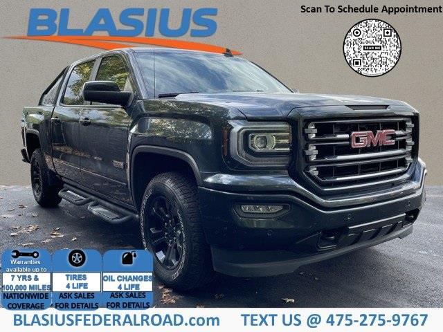 Used GMC Sierra 1500 SLT 2017   Blasius Federal Road. Brookfield, Connecticut