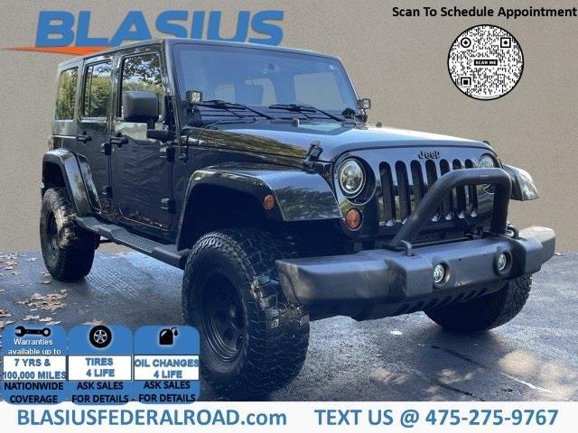 Used Jeep Wrangler Unlimited Sahara 2010 | Blasius Federal Road. Brookfield, Connecticut