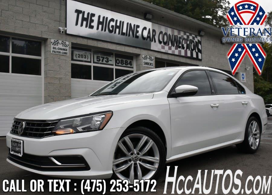 Used 2019 Volkswagen Passat in Waterbury, Connecticut   Highline Car Connection. Waterbury, Connecticut