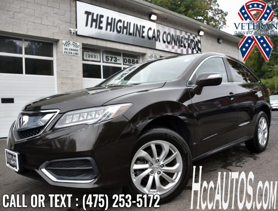 Used 2018 Acura RDX in Waterbury, Connecticut | Highline Car Connection. Waterbury, Connecticut