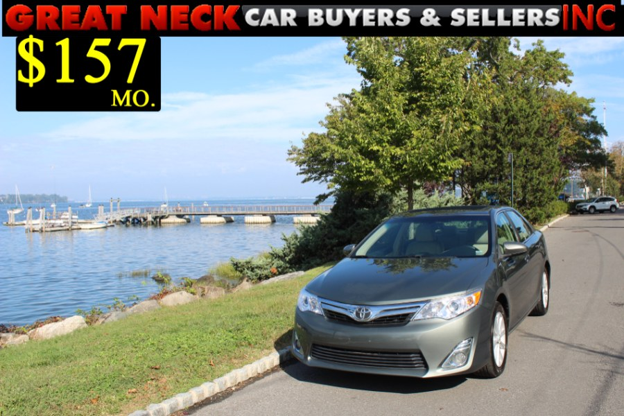 Used 2012 Toyota Camry in Great Neck, New York