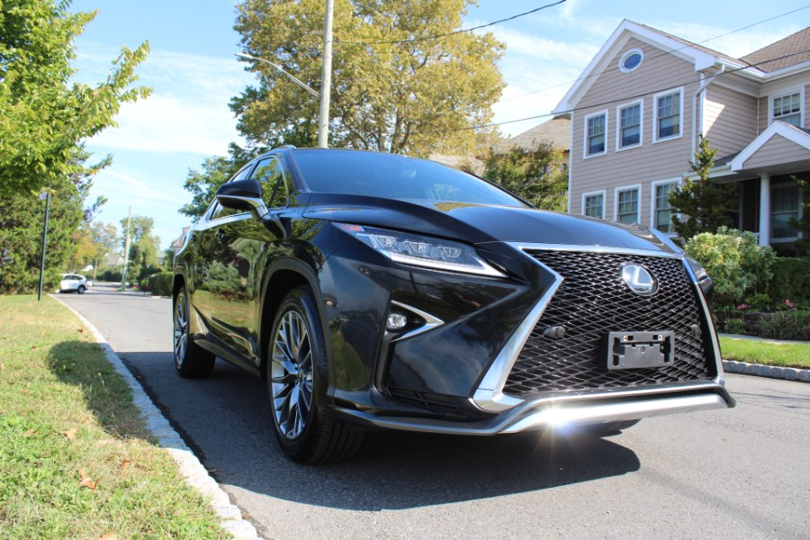 2017 Lexus RX 350 F-SPORT RX 350 F-Sport AWD, available for sale in Great Neck, NY