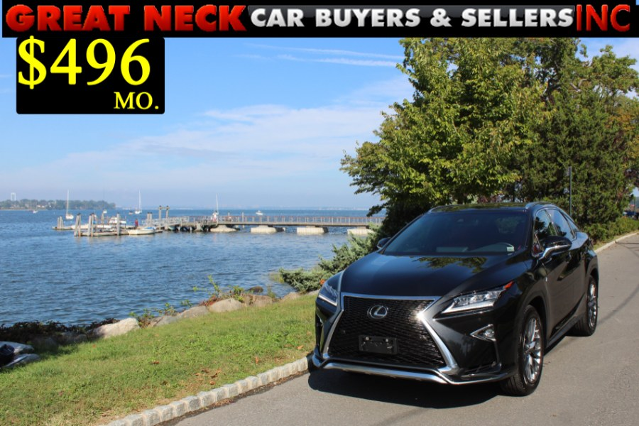 Used 2017 Lexus RX 350 F-SPORT in Great Neck, New York
