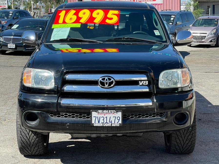 Used Toyota Tundra AccessCab V8 SR5 Stepside (Natl) 2005 | Green Light Auto. Corona, California