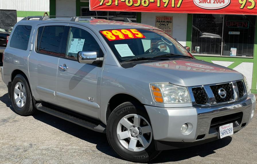 Used 2006 Nissan Armada in Corona, California | Green Light Auto. Corona, California