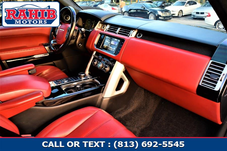 Used Land Rover Range Rover 4WD 4dr Autobiography 2016   Rahib Motors. Winter Park, Florida