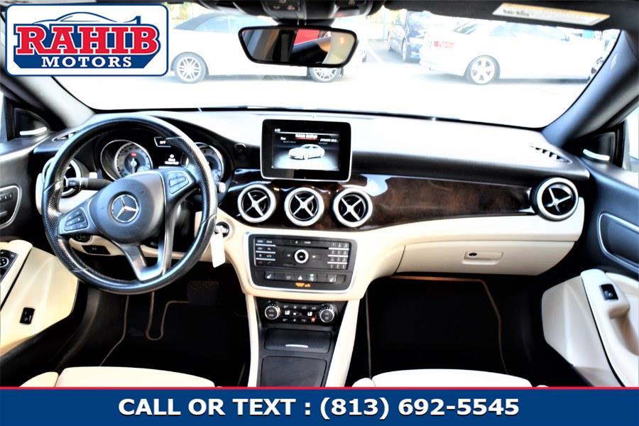 Used Mercedes-Benz CLA 4dr Sdn CLA250 FWD 2016 | Rahib Motors. Winter Park, Florida