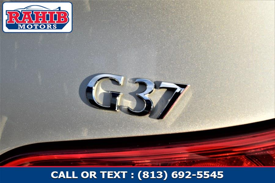 Used INFINITI G37 Convertible 2dr Sport 2011   Rahib Motors. Winter Park, Florida
