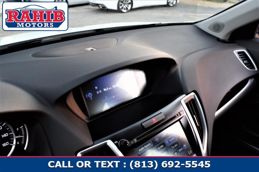 Used Acura TLX 4dr Sdn FWD 2015   Rahib Motors. Winter Park, Florida