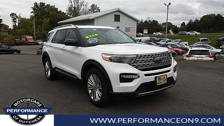 Used 2020 Ford Explorer in Wappingers Falls, New York | Performance Motorcars Inc. Wappingers Falls, New York