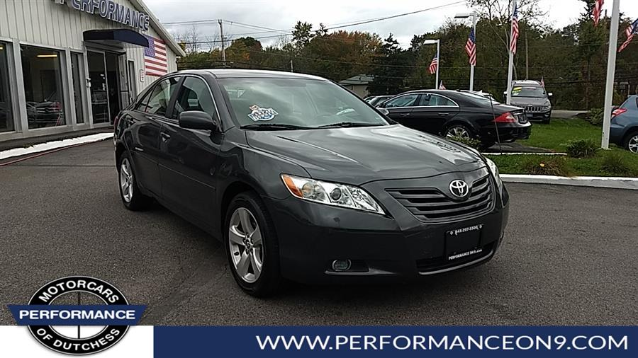 Used Toyota Camry 4dr Sdn I4 Auto LE (Natl) 2007 | Performance Motorcars Inc. Wappingers Falls, New York