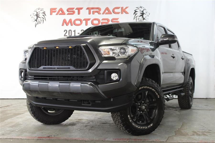 Used Toyota Tacoma DOUBLE CAB 2017 | Fast Track Motors. Paterson, New Jersey