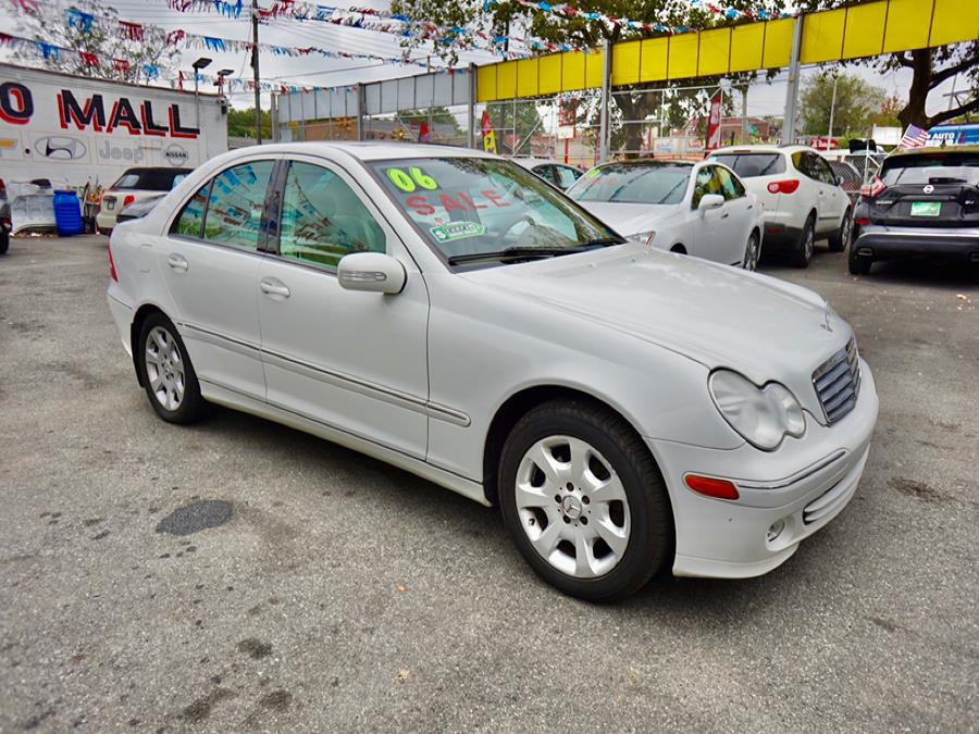 Used Mercedes-Benz C-Class 4dr Luxury Sdn 3.0L 4MATIC 2006   Advanced Auto Mall. Bronx, New York