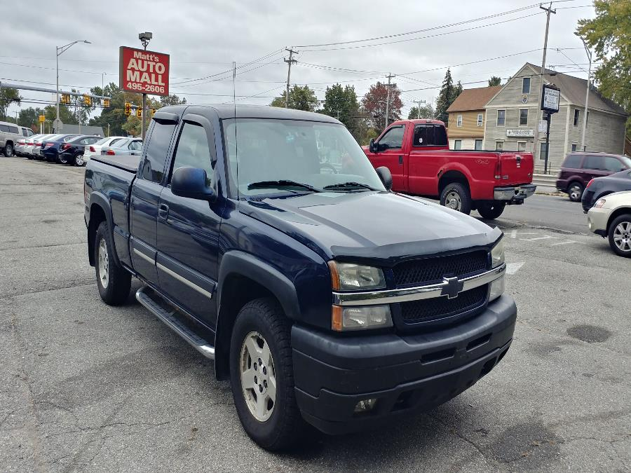 Used 2005 Chevrolet Silverado 1500 in Chicopee, Massachusetts | Matts Auto Mall LLC. Chicopee, Massachusetts