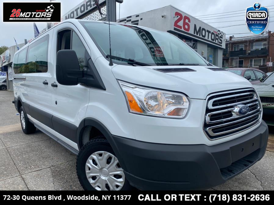"""Used Ford Transit Passenger Wagon T-350 148"""" Low Roof XL Sliding RH Dr 2019 