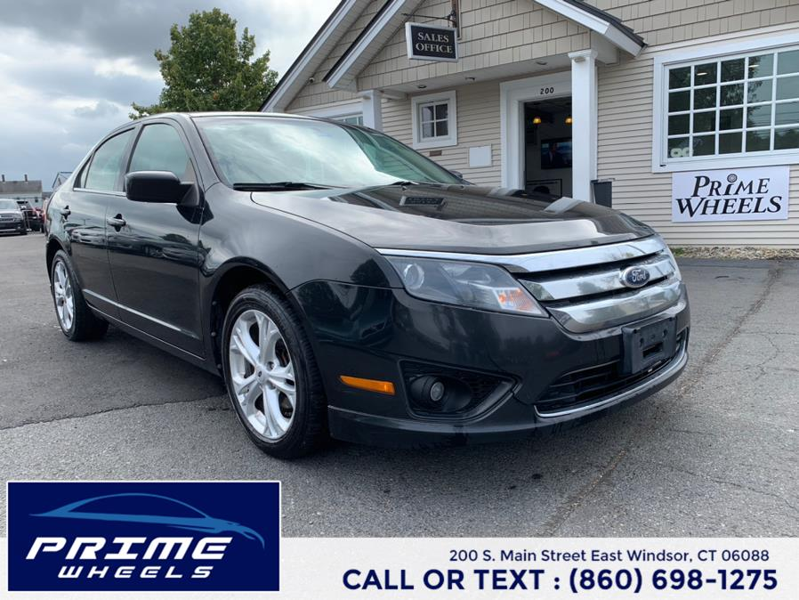 Used 2012 Ford Fusion in East Windsor, Connecticut | Prime Wheels. East Windsor, Connecticut
