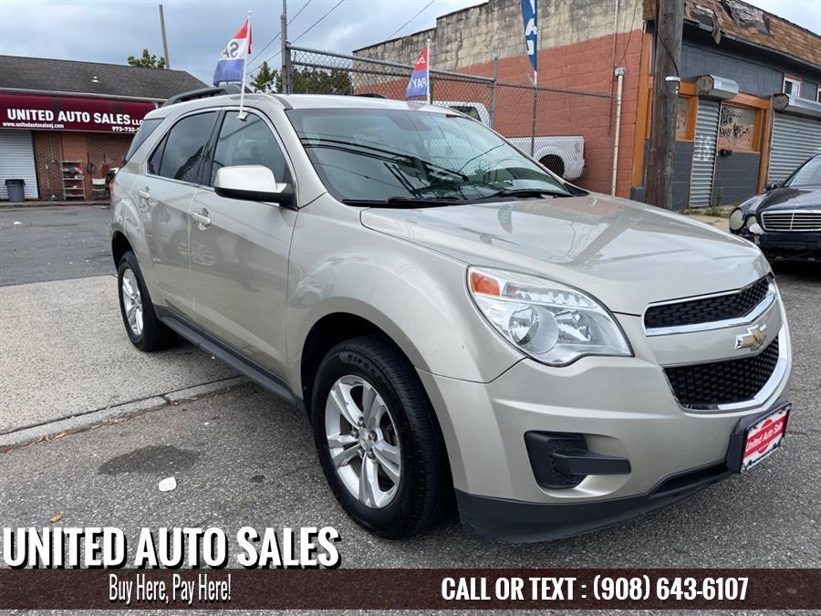Used Chevrolet Equinox LT 2015 | United Auto Sale. Newark, New Jersey
