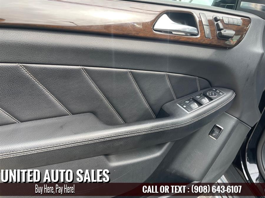 Used Mercedes-benz Gl 450 4MATIC 2015 | United Auto Sale. Newark, New Jersey