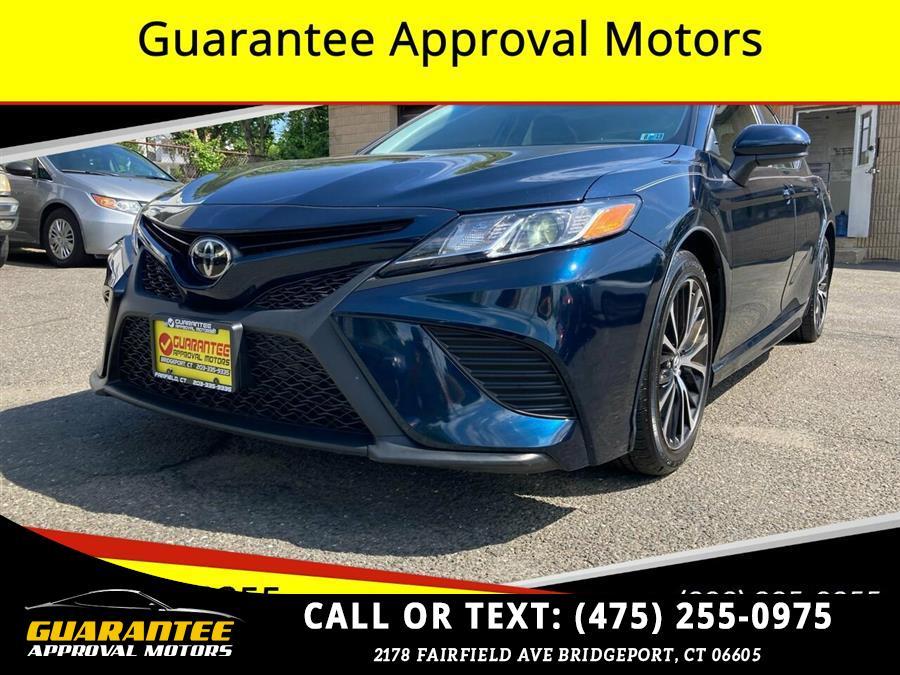 Used Toyota Camry SE 4dr Sedan 2018 | Guarantee Approval Motors. Bridgeport, Connecticut