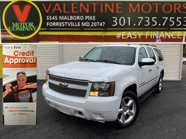 Used Chevrolet Suburban LTZ 2009 | Valentine Motor Company. Forestville, Maryland