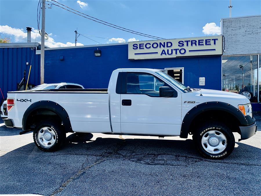 """Used Ford F-150 4WD Reg Cab 145"""" XL 2009 