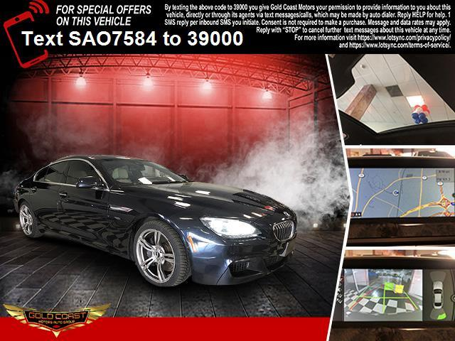 Used BMW 6 Series 4dr Sdn 650i xDrive Gran Coupe 2013 | Sunrise Auto Outlet. Amityville, New York